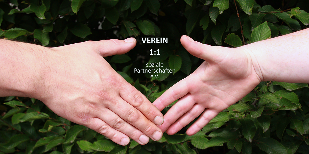 Verein 1zu1 soziale Partnerschaften e.V.